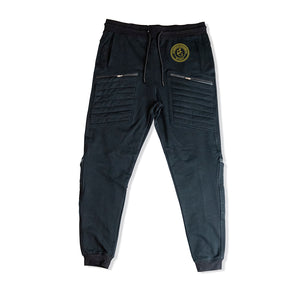 MARVELOUS ONES PREMIUM 4 ZIPPER POCKET JOGGERS - UNISEX SLIM FIT