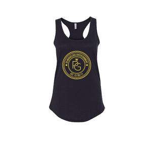 MARVELOUS ONES PREMIUM RACER BACK TANK TOP - WOMEN'S SLIM FIT