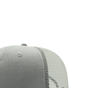 ALL MIGHTY APPAREL 5 PANEL TRUCKER MESH HAT
