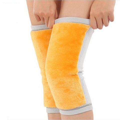 1 PC Reversible Knee Pad Autumn & Winter Knee Protector