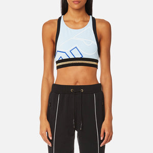 The Volley Crop Vest
