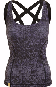 Ballerina Cross Back Top
