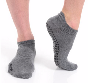 Tab Back Grip Socks Men's