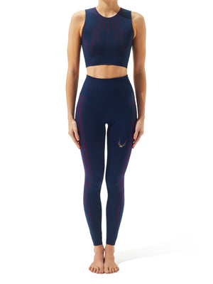 Hyper Leggings Marine