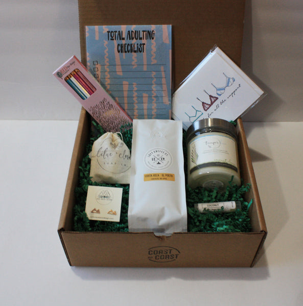 The Alberta Box - December/January Box