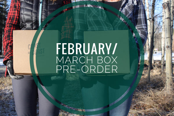 February/March Box - 1 Time Order