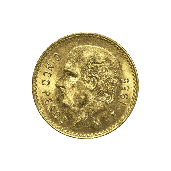 1/10 Pesos Gold Coin