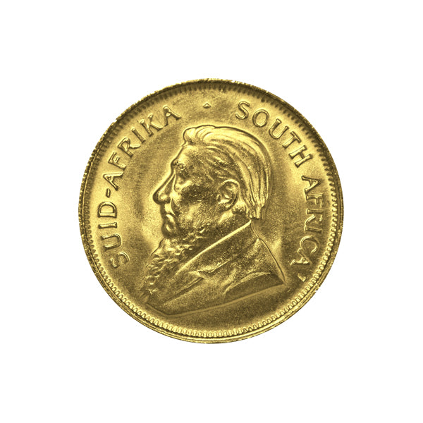 1/2 Oz Krugerrand Gold Coin