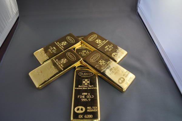 1 Kg Bullion Mart Gold Bar