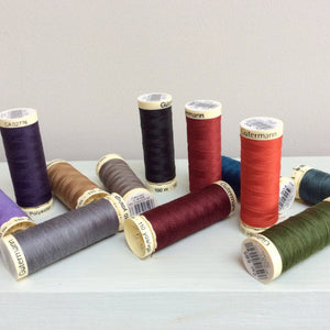 Gutermann Sew All Thread 100m Reel