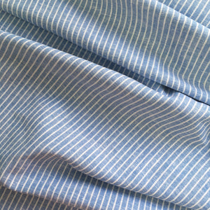 Oxford Stripe Linen 1.4m