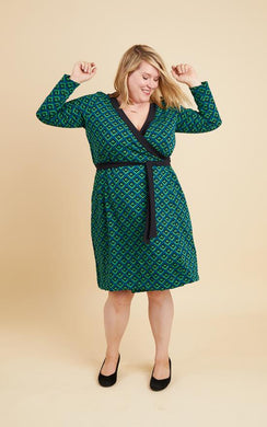 Cashmerette Appleton Dress Pattern