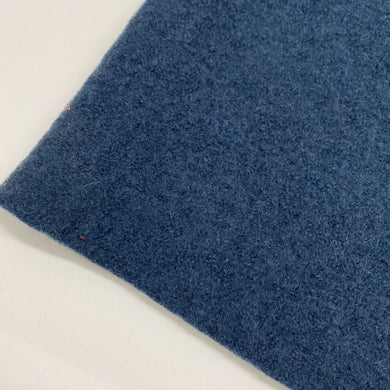 Premium Boiled Wool Prussian Blue