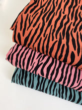 Radiance Viscose Zebra Stripe