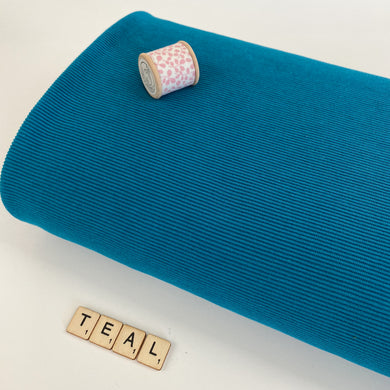 Sew Delicious Julie Ottoman Teal