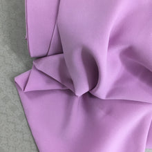 Sew Delicious Swatch Club Grace Crepe Lilac