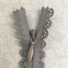 Lace Adjustable Invisble  Zips
