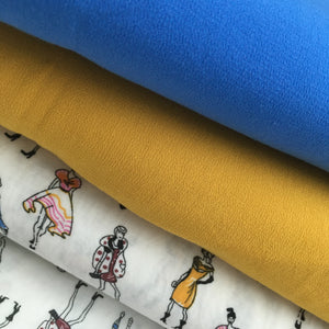 Catwalk Viscose Dress Fabric