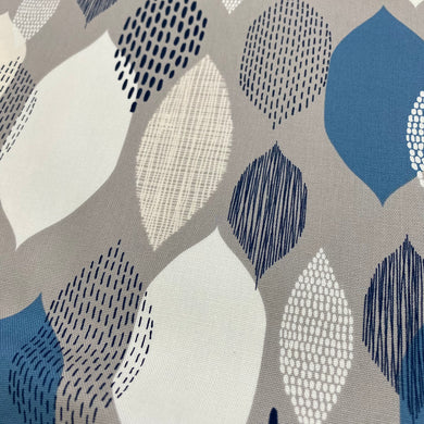 Cloud9 Elliott Ground Cover Modern Abstractions by Eloise Renouf Organic Cotton Canvas