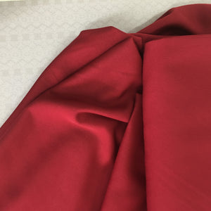 Sew Delicious Swatch Club Grace Crepe Ox Blood Red