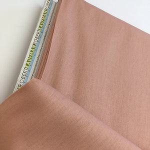 Robert Kaufman Essex Rose Linen Fabric