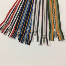 Stripe Tape Non-Separating Zipper