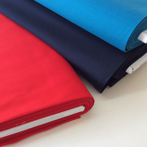 Stretch Cotton Sateen