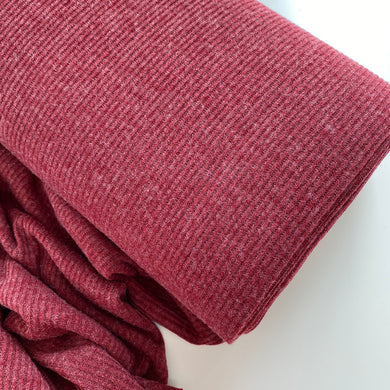 Josie Ribbed Knit Fabric