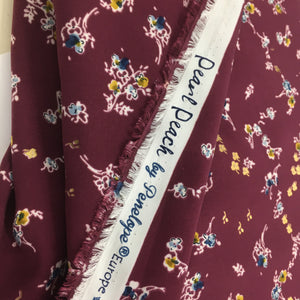Forget Me Not Floral Print
