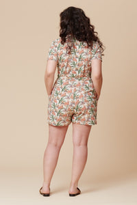 New Deer & Doe Sirocco Jumpsuit Pattern