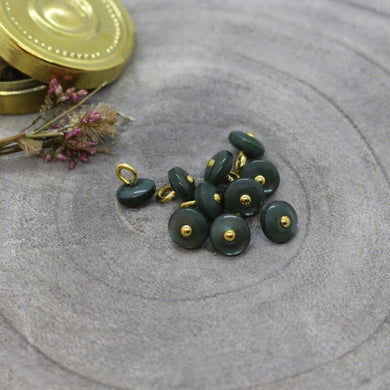 Atelier Brunette Jewel Buttons