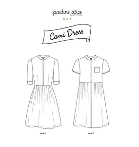 Pauline Alice Cami Dress Pattern
