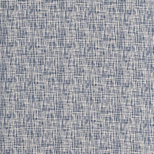 Vera Criss Cross Blue Cotton Jersey Fabric