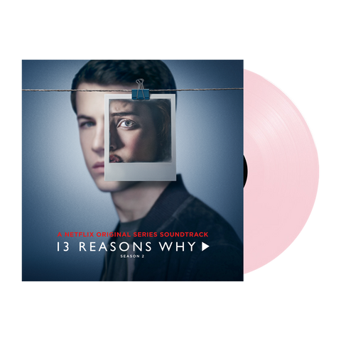 13 Reasons Why Season 2 - Official Soundtrack Vinyl