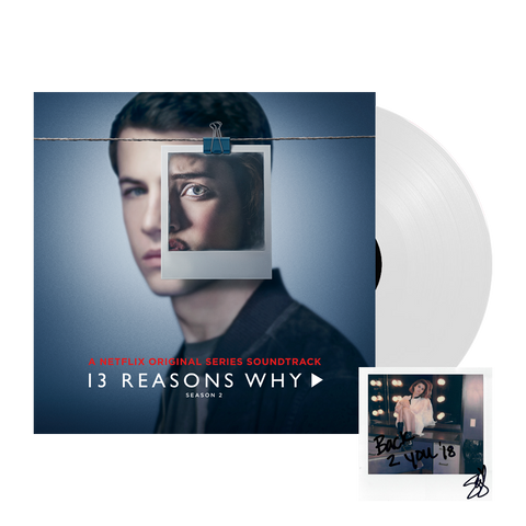 13 Reasons Why Season 2 Official Soundtrack Vinyl + Digital Album
