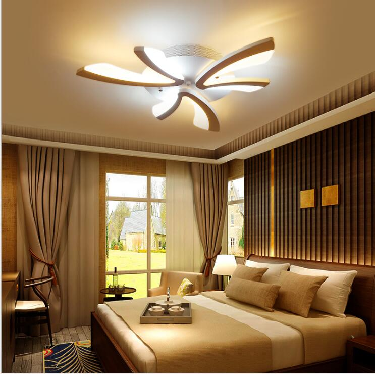 L Living room ceiling lamp Modern minimalist round creative living room  lamp atmosphere room lamp restaurant ceiling lamp led