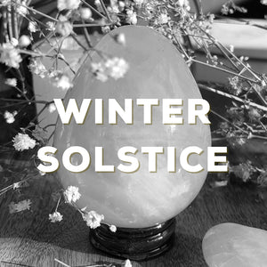 7 Crystals to Welcome the Winter Solstice