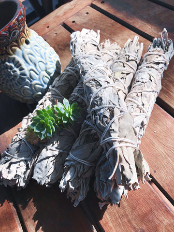 Shop our Sage Sticks