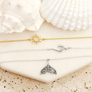 DAINTY WAVE ANKLET