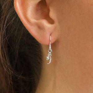 ASTROLOGY MOON & STAR EARRINGS - RETREALM