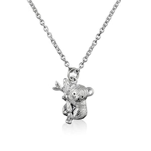 DELICATE KOALA NECKLACE - RETREALM