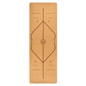 ECO-FRIENDLY YOGA MAT, PERFECT ALIGNMENT - RETREALM
