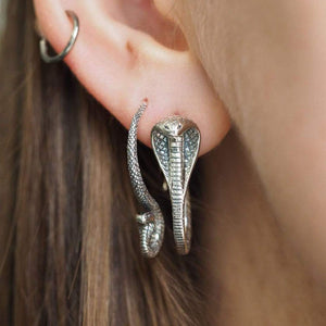 SNAKE CHARMER EARRINGS - RETREALM