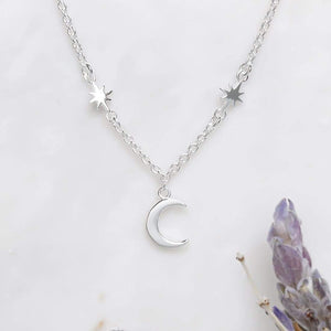 AMONGST THE STARS NECKLACE - RETREALM