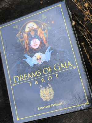 DREAMS OF GAIA TAROT CARD SET