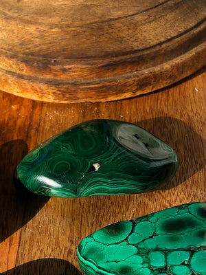 MALACHITE POLISHED CHUNK - RETREALM