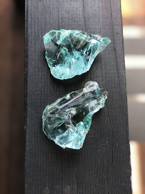 BLUE OBSIDIAN GLASS MED - RETREALM