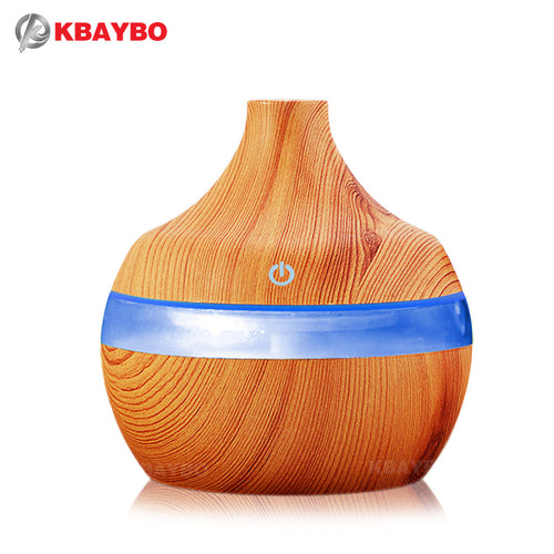 300ml / 10 oz USB Electric Essential Oil Diffuser
