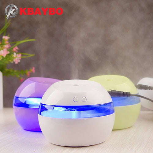10 oz Ultrasonic Air Humidifier & Aromatherapy Essential Oil Diffuser