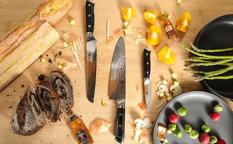 Your Guide to Japanese Kitchen Knives